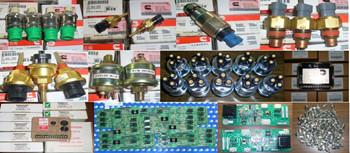 发动机发电机电气控制系统