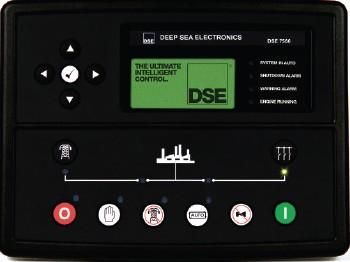 英国深海发电机控制器