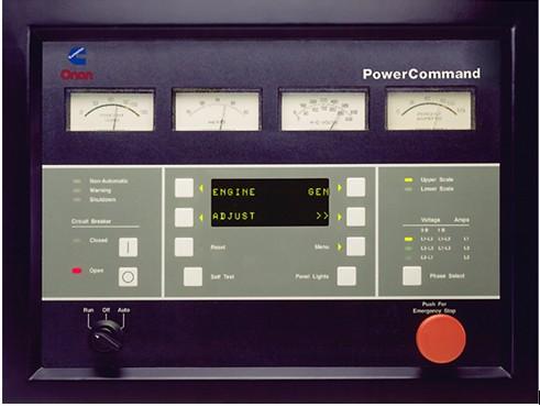 康明斯发电机组控制器