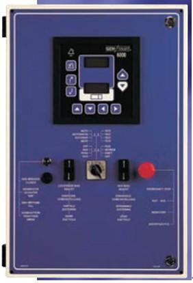 威尔信柴油发电机组控制屏