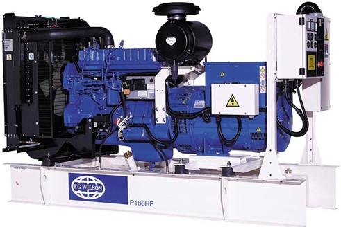 英国珀金斯1306系列(175kVA-275kVA)发电机组特性
