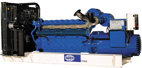 英国珀金斯4008系列(1000kVA-1100kVA)发电机组特性