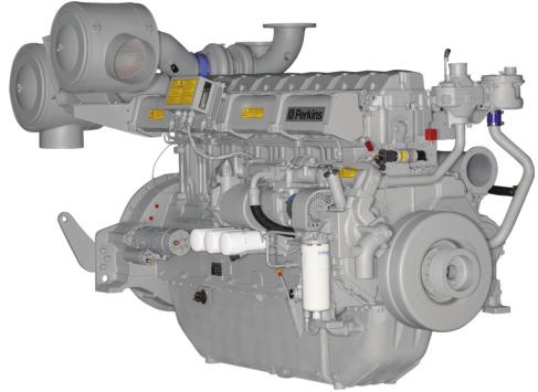 Perkins4008TAG柴油发动机详细的技术参数