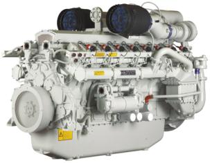 Perkins4016-61TRS1/2火花点火汽油机详细的技术参数