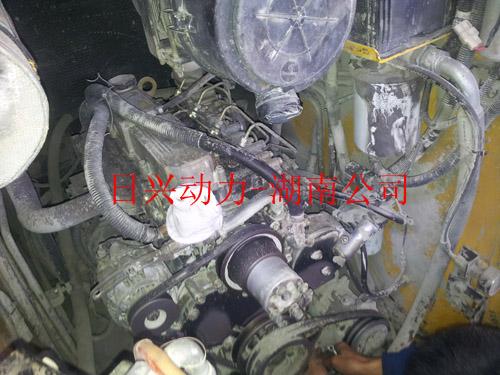 Perkins404F-E22T与404F-E22TA发动机维修维护保养