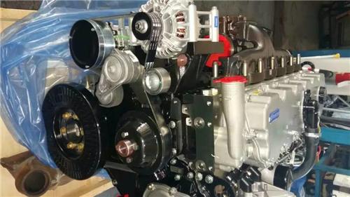 Perkins1206e-e66柴油发动机控制系统传感器位置原理图