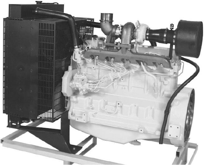 约翰迪尔强鹿四缸柴油发动机点火顺序