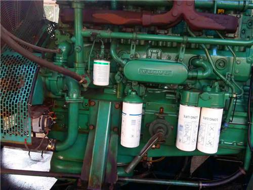 常州沃尔沃柴油发动机柴油发电机组维修价格